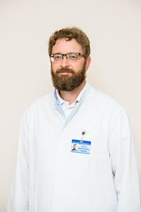 Andrei Munteanu, șeful Secției anatomie patologică