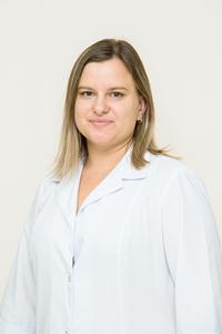 Anna Burușciuc, medic radiolog
