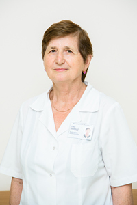 Lidia Harbuz, medic radiolog