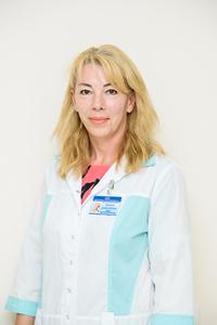 Natalia Ungureanu, medic anatomo-patolog
