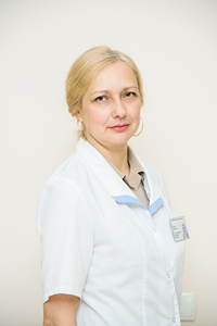 Tatiana Chebotenko, șefa Cabinetului diagnostică funcțională
