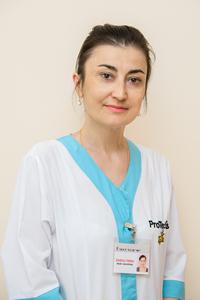 Tatiana Ostafciuc, medic neonatolog