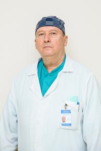 Victor Savcov, medic anesteziolog–reanimatolog