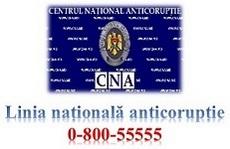 LINIA NAȚIONALĂ ANTICORUPȚIE